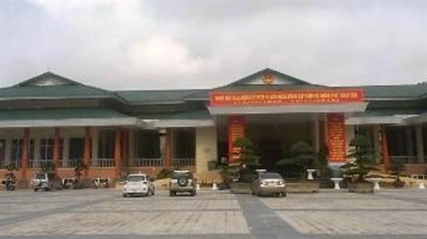 Tin mới đột nhập phòng 4 phó Chủ tịch TP Thanh Hóa