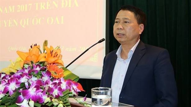 Chủ tịch Quốc Oai 'mất tích': Thành ủy đợi báo cáo nóng