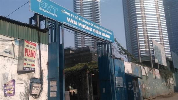 Nhiều ông chủ dự án Nam Đàn Plaza dính dớp lao lý