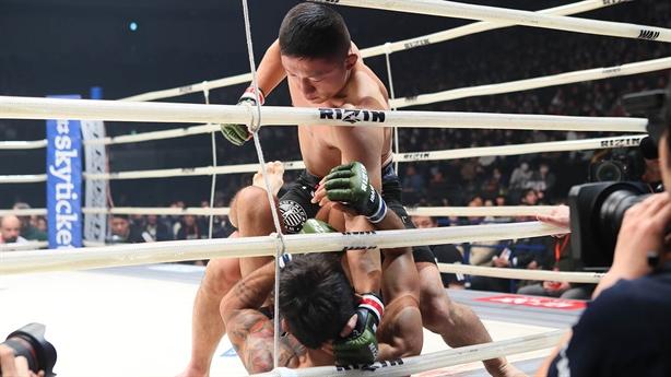 Cựu võ sĩ UFC hạ đối thủ bằng 1 đấm
