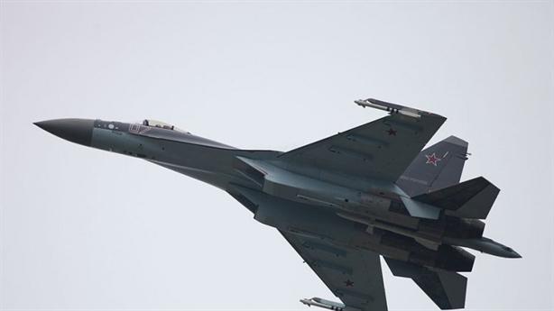 Pháp tiết lộ thông tin bất ngờ về tiêm kích Su-35