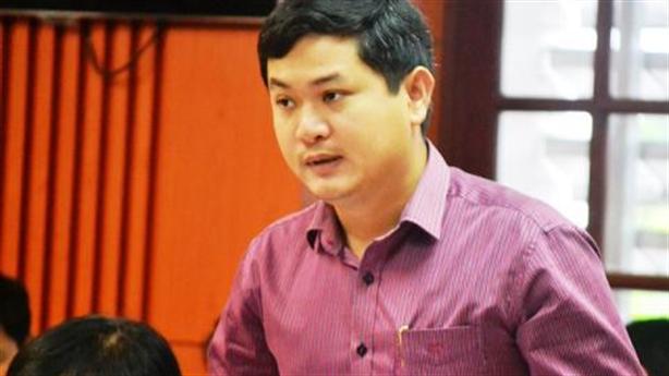Ông Lê Phước Hoài Bảo sẽ dự họp Tỉnh ủy đột xuất