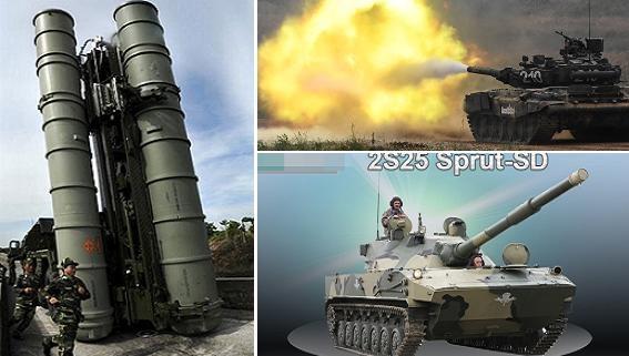 Hợp tác Lục quân Nga-Việt: Điểm sáng T-90/2S25 Sprut-SDM và Tor-M2