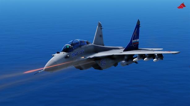 MiG-35 sẽ được trang bị vũ khí tương lai