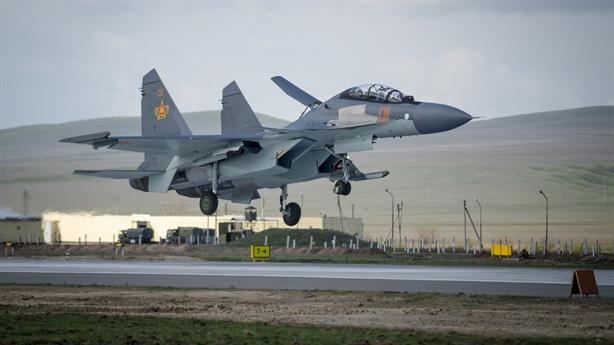 Mỹ chỉ nguyên nhân Nga ưu ái Su-30SM cho Kazakhstan