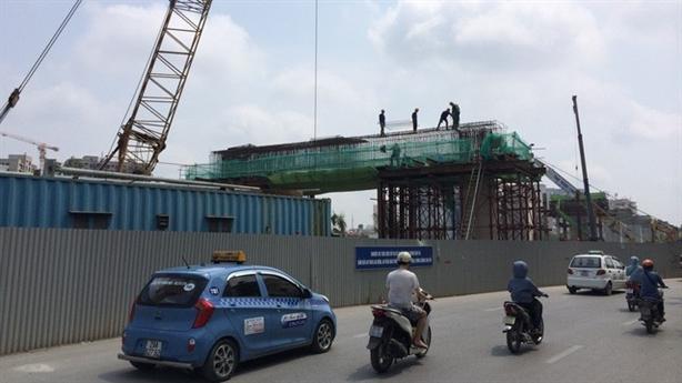 Hà Nội đề xuất 3 tuyến đường sắt đô thị