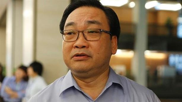 Tình tiết mới vụ Chủ tịch huyện Quốc Oai 'mất tích'