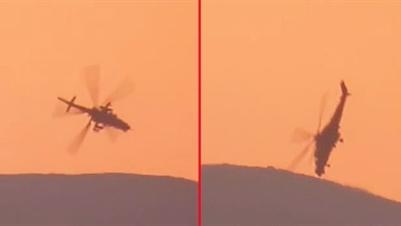 Tuyên bố bất ngờ của al-Nusra khi Nga nói Mi-24 tự rơi