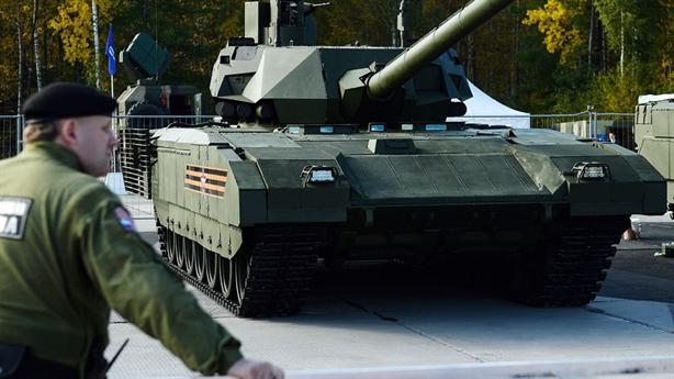 Hết chỗ cho Armata trong top vũ khí thay đổi cuộc chơi