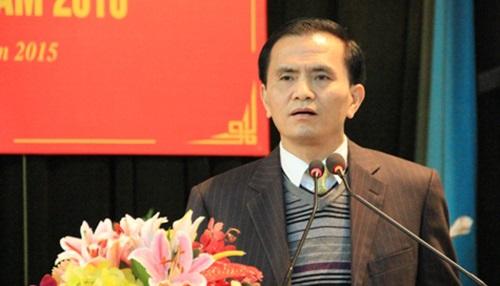 Công bố kỷ luật Phó Chủ tịch Thanh Hóa Ngô Văn Tuấn