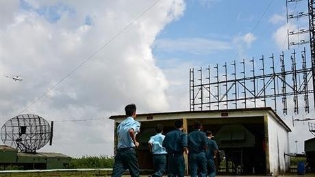 Trạm radar chống tàng hình giữ trời Tây Nam Tổ Quốc