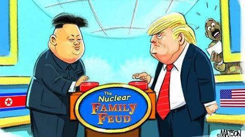 Ai ngăn được Trump bấm nút hạt nhân hủy diệt Triều Tiên?