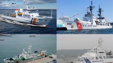 Những tàu tuần tra CSB Việt Nam có thể nhận năm 2018