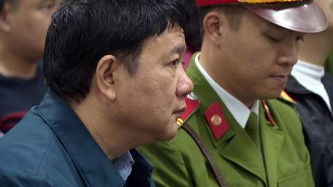 Đại án PVN: Trịnh Xuân Thanh thừa nhận