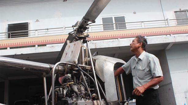 Kỹ sư Bùi Hiển: Trước Tết máy bay hoàn hảo cất cánh