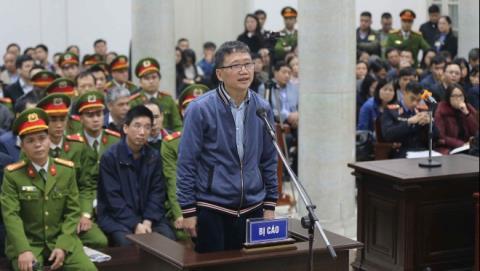Trịnh Xuân Thanh: PVC vẫn lãi 5 - 6 tỷ đồng