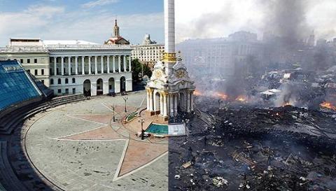 EU dừng 600 triệu Euro cho Ukraine: Mở đầu tan rã 2018?