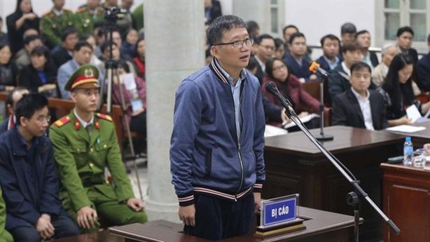 Tài sản con trai Trịnh Xuân Thanh do ông bà nội cho
