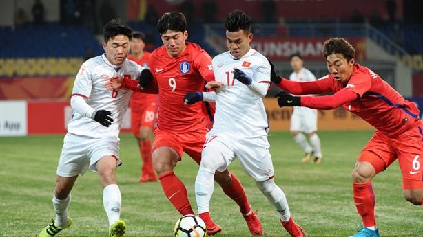 U23 Việt Nam thua Hàn Quốc: Thiếu tự tin hay đội bạn...nhường?