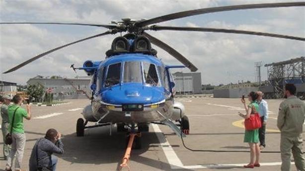 Trực thăng Mi-171A2 thử nghiệm: Chấp thời tiết âm 50 độ?