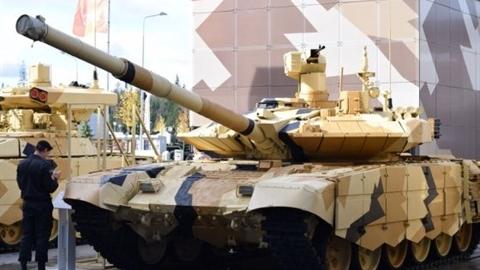 Báo Nga: Giao T-90 cho Việt Nam, Trung Quốc 'chú ý'