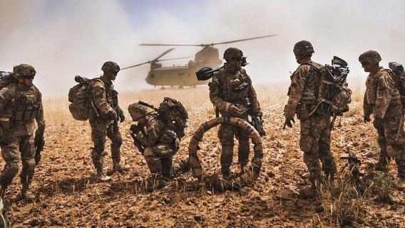 Mỹ cắt viện trợ, Afghanistan