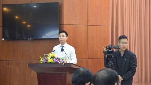 Đà Nẵng kỷ luật chánh Văn phòng HĐND 37 tuổi