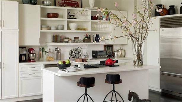 Mẫu tủ bếp đơn giản cho không gian đẹp, sang