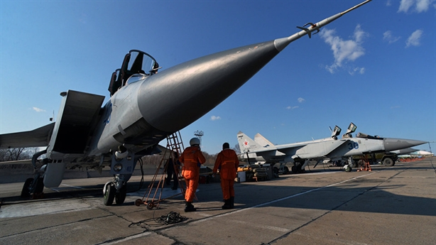 MiG-31 tiếp tục được nâng cấp khi Su-57 chưa sẵn sàng