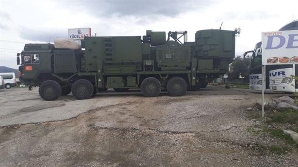 Thổ đối phó ai khi điều hệ thống Koral đến sát Afrin?