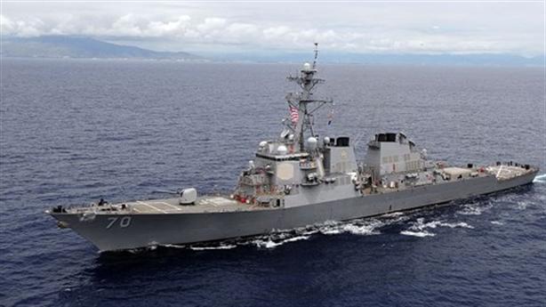 Cho tàu áp sát Scarborough, Mỹ thẳng thừng đáp trả Trung Quốc