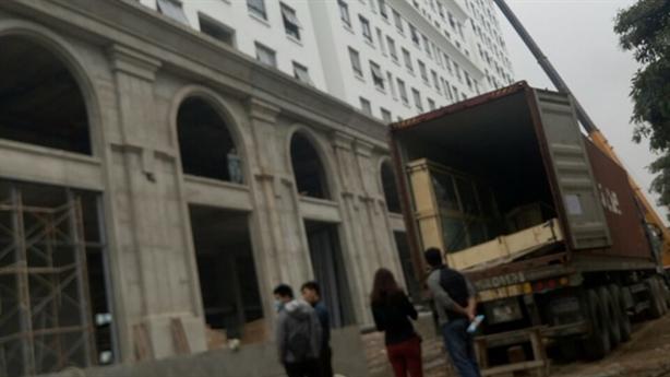 Công nhân chết tại dự án ECO City Việt Hưng