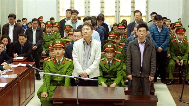 Thẩm phán xử vụ ông Đinh La Thăng: Chỉ một sức ép!