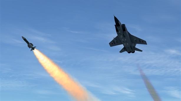 MiG-31 luyện đòn khiến Mỹ tê liệt