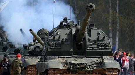 Tin buồn với pháo tự hành 2S35 Koalitsiya