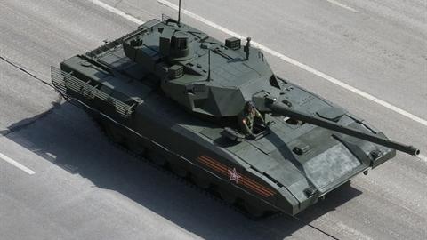 Diễn biến mới về số phận dự án xe tăng T-14 Armata