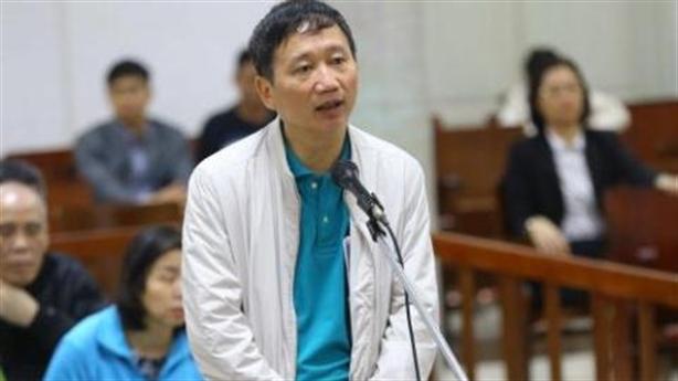 Trịnh Xuân Thanh đối diện 2 án chung thân