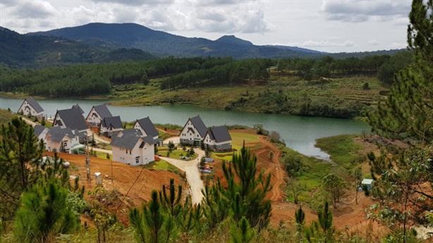 DN san ủi trái phép tại hồ Tuyền Lâm: Xử phạt nóng