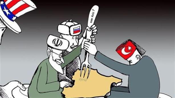 Nguy cơ cuộc chiến ủy nhiệm Syria: Ai giành chiến thắng?