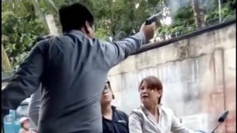 Vì sao đình chỉ bị can giám đốc nổ súng dọa người?