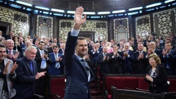 Những kẻ không mời ngăn cản lịch sử Syria sang trang