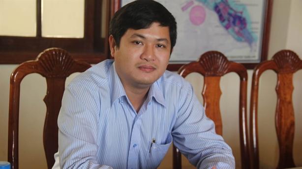 Ông Lê Phước Hoài Bảo bị tạm đình chỉ công tác