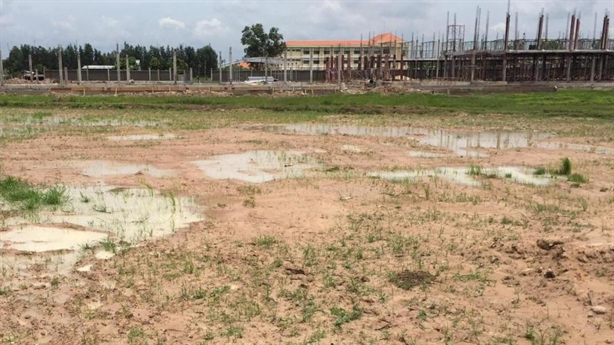 Găm đất nông nghiệp vùng ven Sài Gòn chờ tăng giá