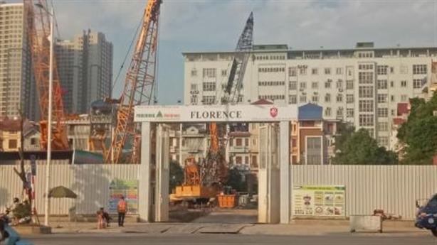 Thêm rủi ro mua nhà dự án Florence Mỹ Đình?