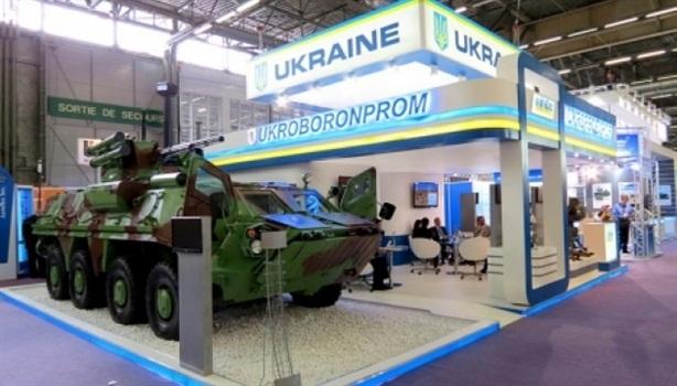 Công ty Ukraine tố Nga cướp hợp đồng quân sự
