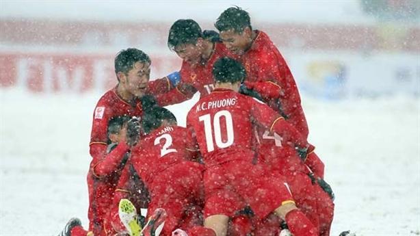 Sẽ nhắc lại người hứa tặng thưởng cho U23 Việt Nam
