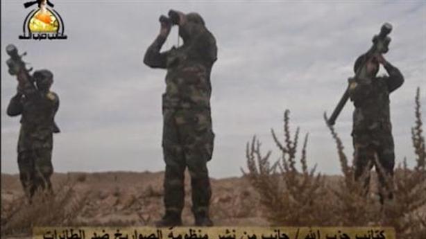 Thổ Nhĩ Kỳ phát hiện kho vũ khí Nga tại Afrin