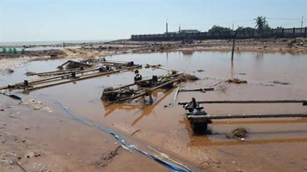 Xin lại tiền hỗ trợ bão lụt: Cái tâm của người dân!?