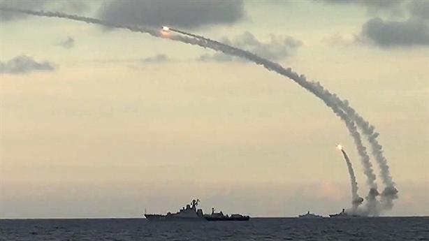 Kalibr dội bão lửa báo thù cho Su-25 bị bắn hạ