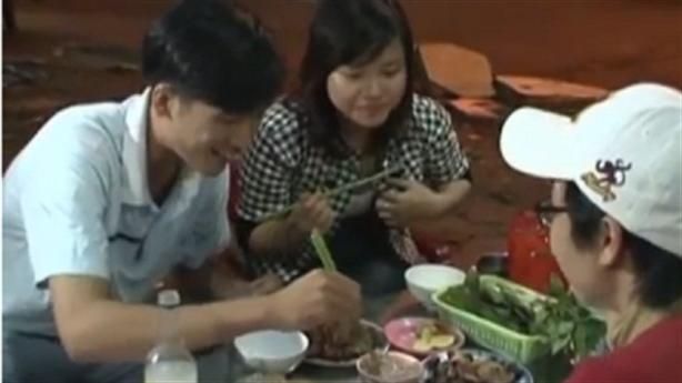 Dạy ăn thịt chó trên HTV bị gọi là 'man rợ'